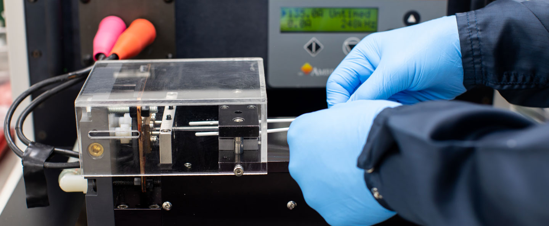 Medical Manufacturing Catheter Tip Forming