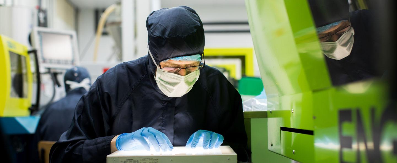 Medical Manufacturing Testing