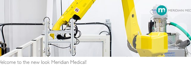 Welcome to the new look Meridian Medical!