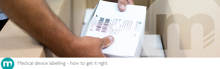 Medical device labelling – how to get it right